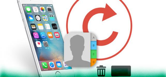 Como Recuperar contatos excluídos do iPhone 7?