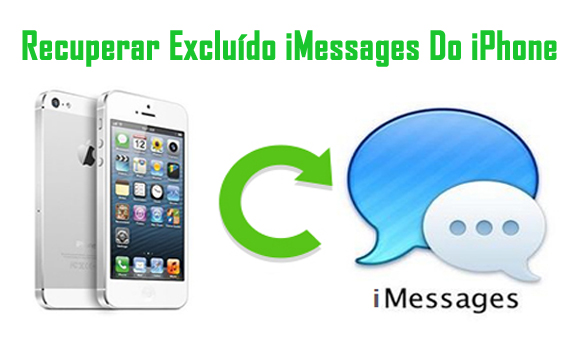 Recuperar Excluído iMessages Do iPhone