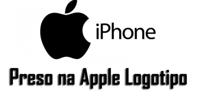 Como corrigir 'iPhone preso no logotipo da Apple' e recuperar dados dele