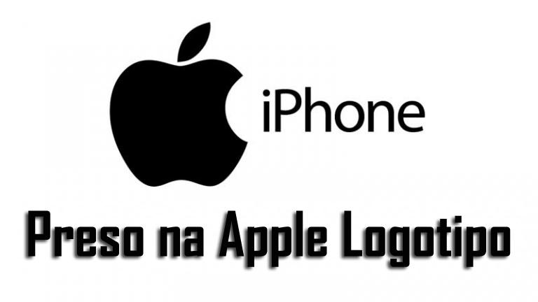 corrigir 'iPhone preso no logotipo da Apple' e recuperar dados dele